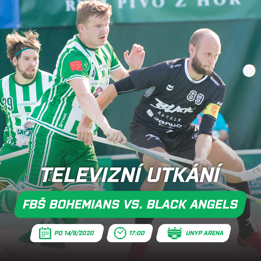 Muži A vs. Black Angels