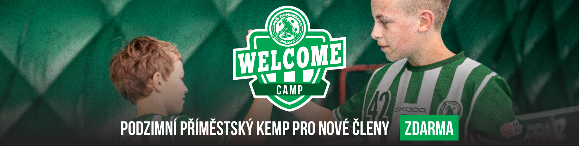 Welcome Camp 2021