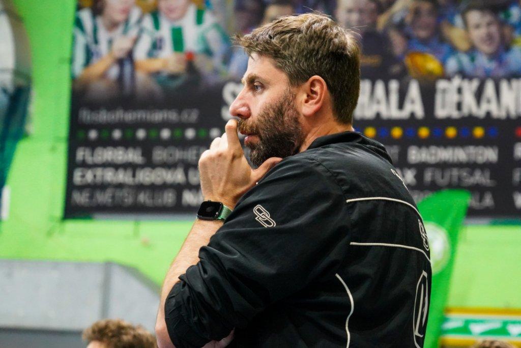 Michal Jedlička: Na Czech Open bereme širší kádr. Šanci dostanou i mladíci