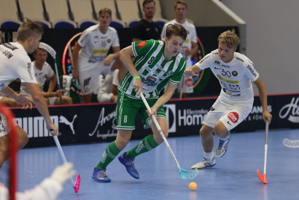 Honza Dobisík o přípravě ve Švédsku proti nejlepším týmům světa