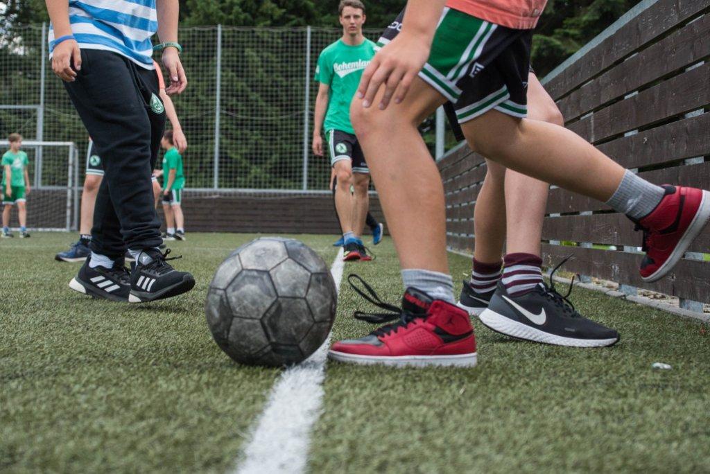 Všesportovní kroužek pro žáky ZŠ Jeremenkova už od pondělí 26.4.