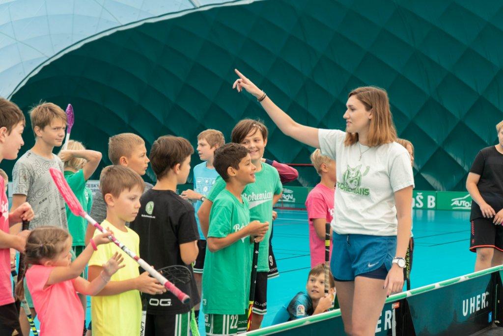Nábor chlapců a dívek - Vraťme děti ke sportu. Tréninky zdarma v květnu a červnu pro nové členy