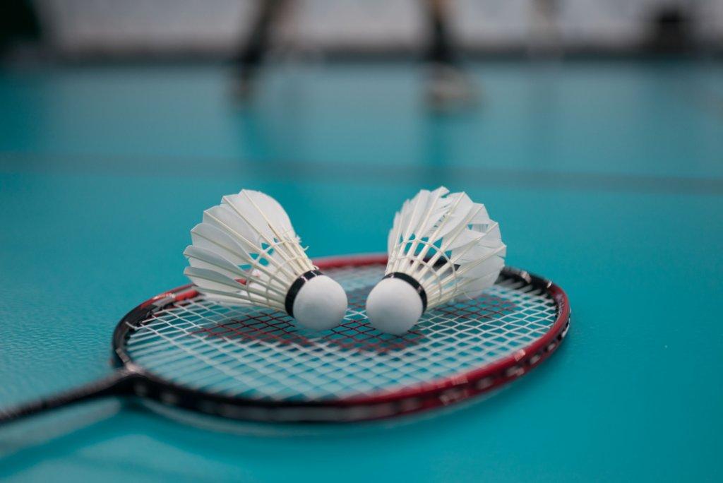 Badminton v Bublina Areně