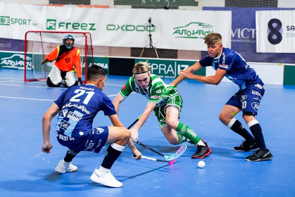 První gól Livesport Superligy patří klokanům, klokanky nezvládly drama proti Olomouci.