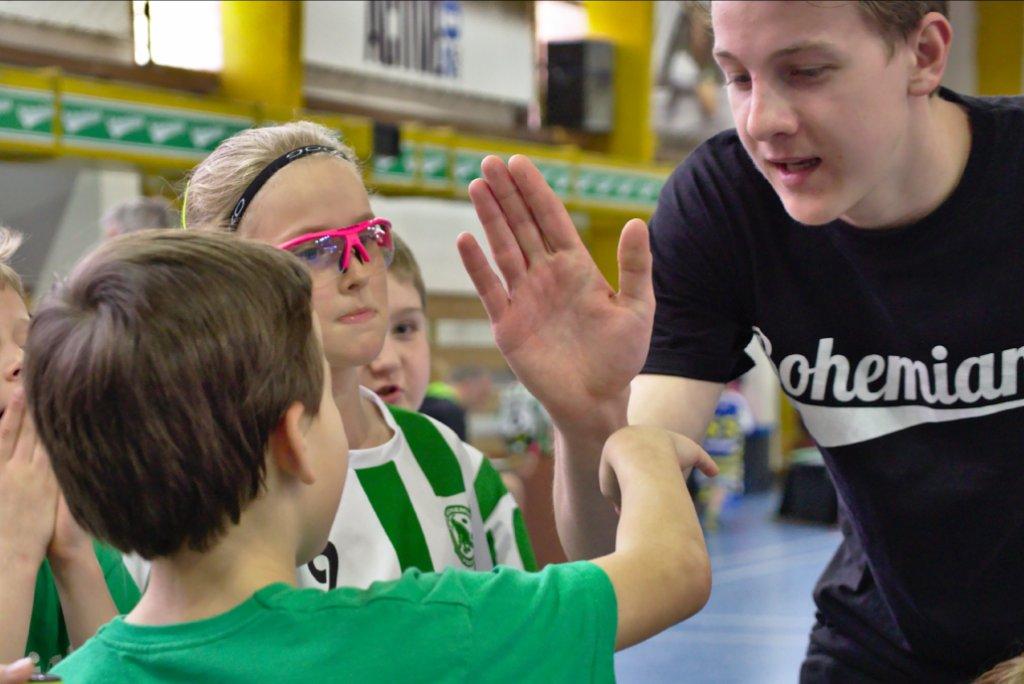 Hledáme chlapce a děvčata do našich mládežnických týmů!