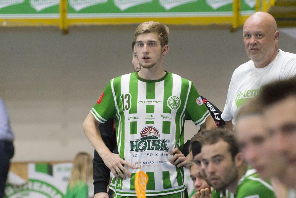 Michal Vojtíšek: Nejvíc se těším na zkušenost se zahraničním klubovým florbalem