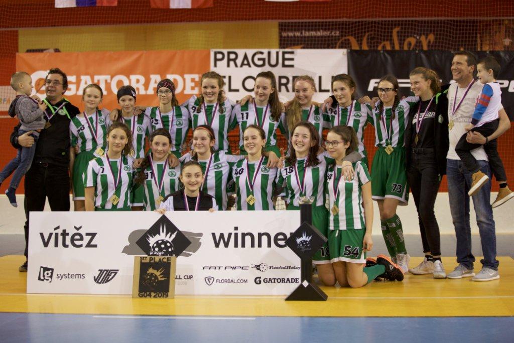 Začíná Prague Floorball Cup 2020