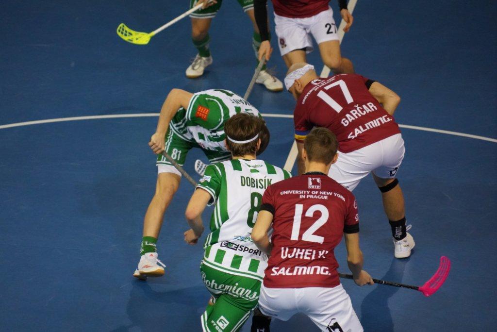Klokani prohráli v Liberci a ve čtvrtfinále je čeká Sparta
