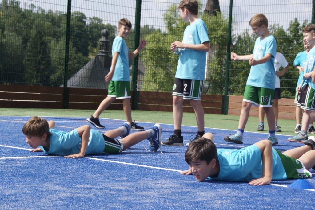 Obnovujeme tréninkovou činnost na venkovních sportovištích